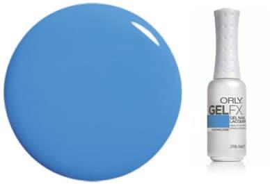Gel Fx Nail Lacquer Гель-ЛакЛак для ногтей<br>Модные варианты покрытий GELFX от провокационно ярких цветов до нежных тонов французского маникюра позволят воплотить в жизнь самые необычные творческие идеи  А компактный стильный дисплей для всего ассортимента препаратов гель-маникюра GELFX сделает работу мастера более удобной  а выбор оттенка для клиента - более простым и комфортным  Гель-маникюр GELFX  обеспечит ногтям надежную защиту  стойкий результат и роскошный блеск  Теперь цветное покрытие ухаживает за ногтями  Гель-маникюр GELFX не содержит в своём составе вредных для здоровья составляющих  таких как толуол  дибутилфталат и формальдегид    Технология нанесение покрытия Gel FX    1 Отодвиньте кутикулу пушером GEL FX Cuticle Pusher и удалите остатки масла обезжиривателем Gel FX 3-in-1 Cleanser  2 На свободный край ногтя нанесите тонкий слой праймера Gel FX Primer  высушите на воздухе 30 сек   3 Нанесите очень тонкий слой базового покрытия Gel FX Basecoat и заполимеризуйте  Время полимеризации в LED-лампе 10-20сек   зависит от модели лампы    4 Очистите липкий слой кистью ORLY Dry Brush для предупреждения отслаивания и скалывания   5 Нанесите очень тонкий слой гель-лака Gel FX Nail Lacquer  заполимеризуйте его  Время полимеризации в LED-лампе 30-60сек   зависит от модели лампы    6 Нанесите второй слой гель-лака и заполимеризуйте его   7 Нанесите тонкий ровный слой закрепителя Gel FX Topcoat и заполимеризуйте его  Время полимеризации в LED-лампе 30-60сек   зависит от модели лампы    8 Удалите липкий слой безворсовой салфеткой Gel FX Lint-Free Wipe  смоченной обезжиривателем Gel FX 3-in-1 Cleanser   10 На каждый ноготь нанесите 1-2 капли масла для кутикулы Gel FX Cuticle Oil<br>Type: № 732 Snowcone 9 мл;
