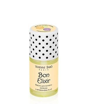 Vivienne Sabo Bon Elixir Масло Для Ногтей И Кутикулы С Витаминами А И Е