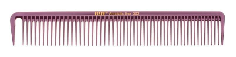 Расческа Разделительная Универсальная Antistatic Line КраснаяДля волос<br>Расческа разделительная универсальная  Antistatic line  красная<br>