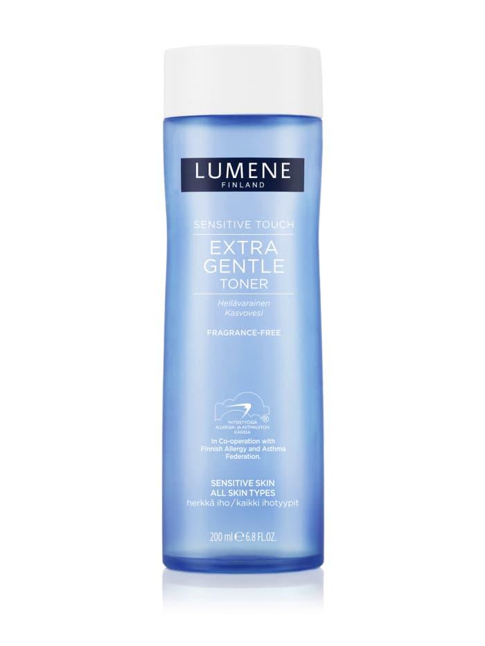 Lumene Sensitive Touch Деликатный Очищающий Тоник