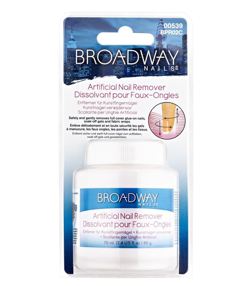 Kiss Broadway Artificial Nail Remover Средство Для Удаления Искуственных Ногтей