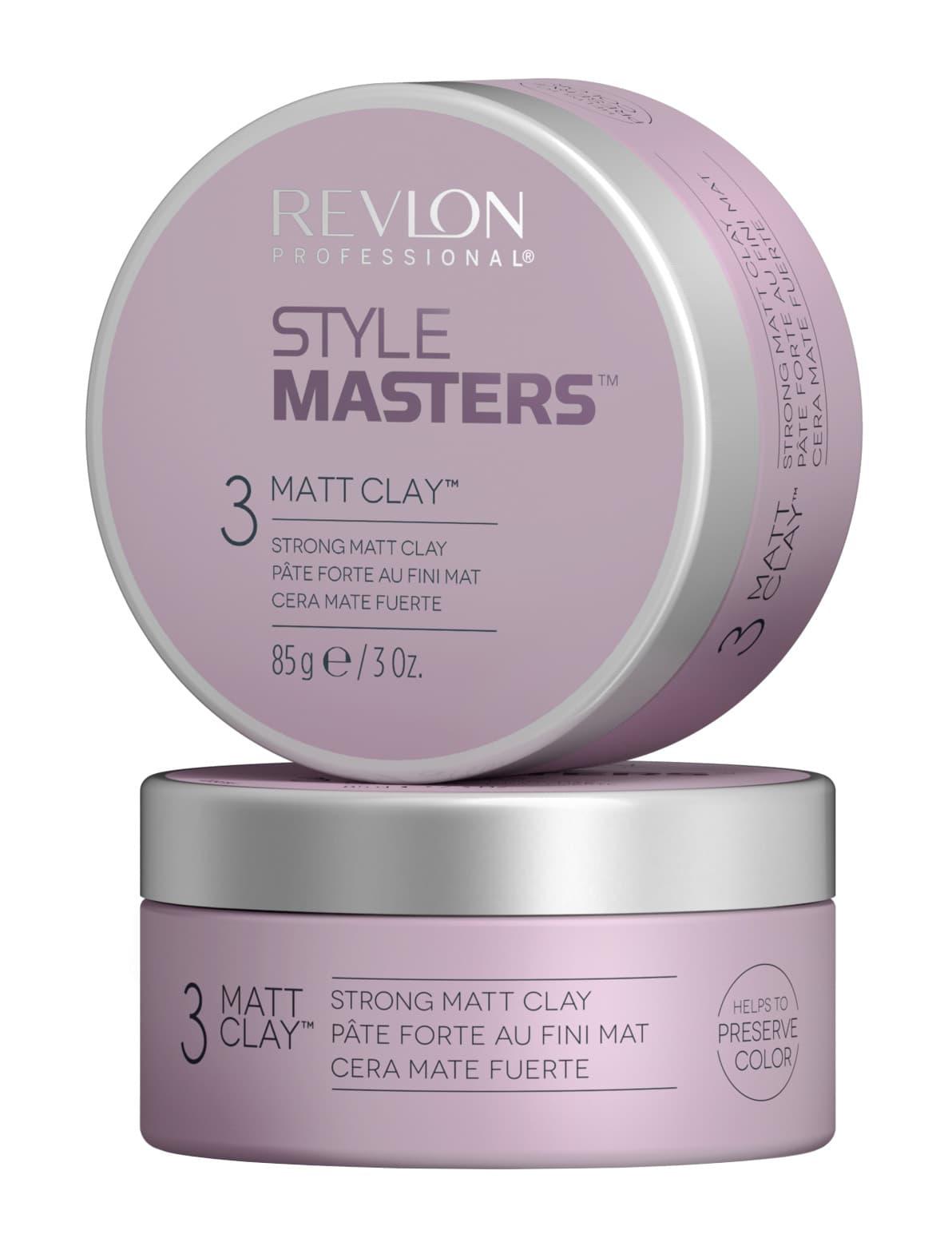 Revlon Professional Style Masters Creator Matt Clay Глина Моделирующая Для Волос