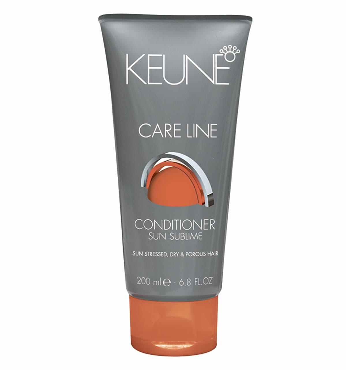 Keune Care Line Sun Sublime Conditioner Кондиционер Экстра Защита