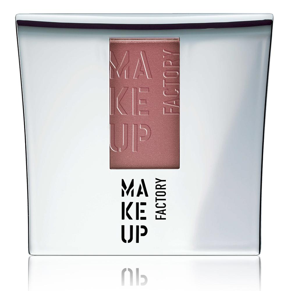 Blusher РумянаКомпактные Шелковистые № 16 Темно-Розовый Make up factory