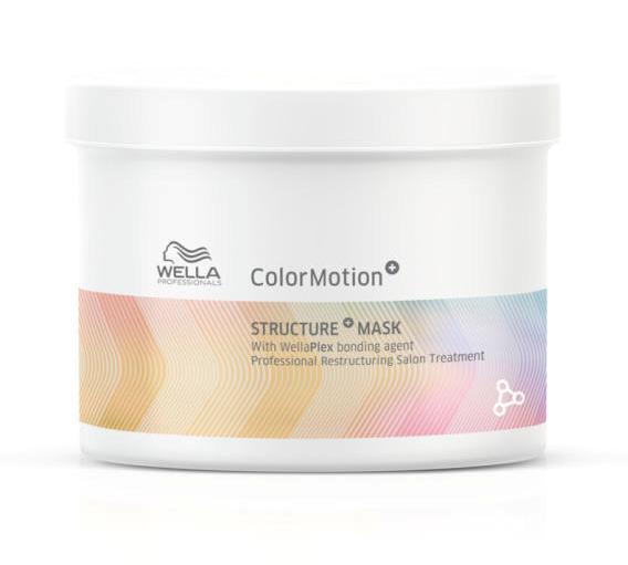 Купить Color Motion Маска Для Интенсивного Восстановления Окрашенных Волос 150 Мл, Wella Professionals