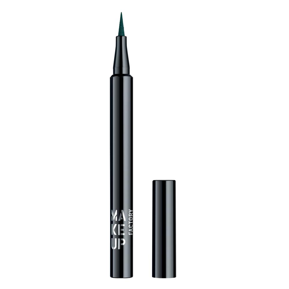 Full Precision Liquid Liner Подводка Жидкая Для Глаз № 14 Зеленый Лист Make up factory