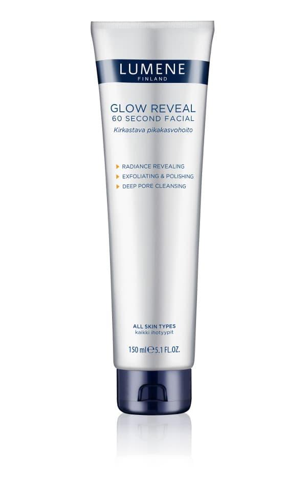 Lumene Glow Reveal Очищающее Средство Для Умывания 60 Секунд