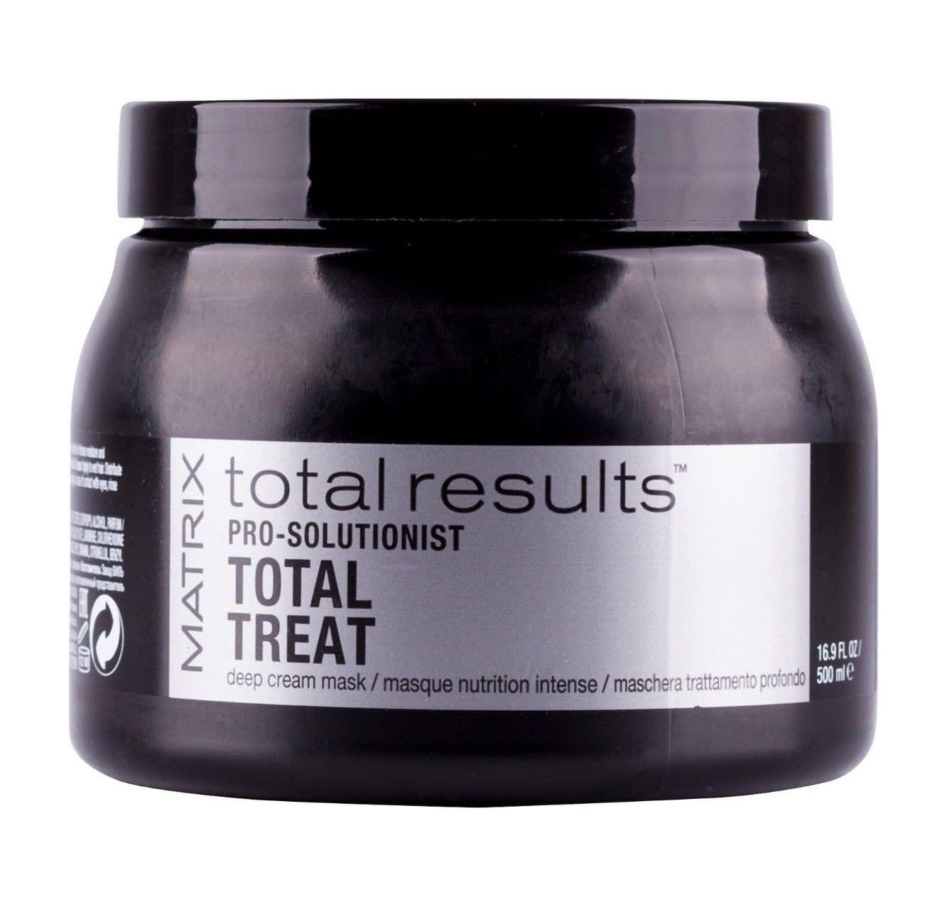 Купить Total Results Pro-Solutionist Крем-Маска Для Глубокого Восстановления Волос 500 Мл, Matrix