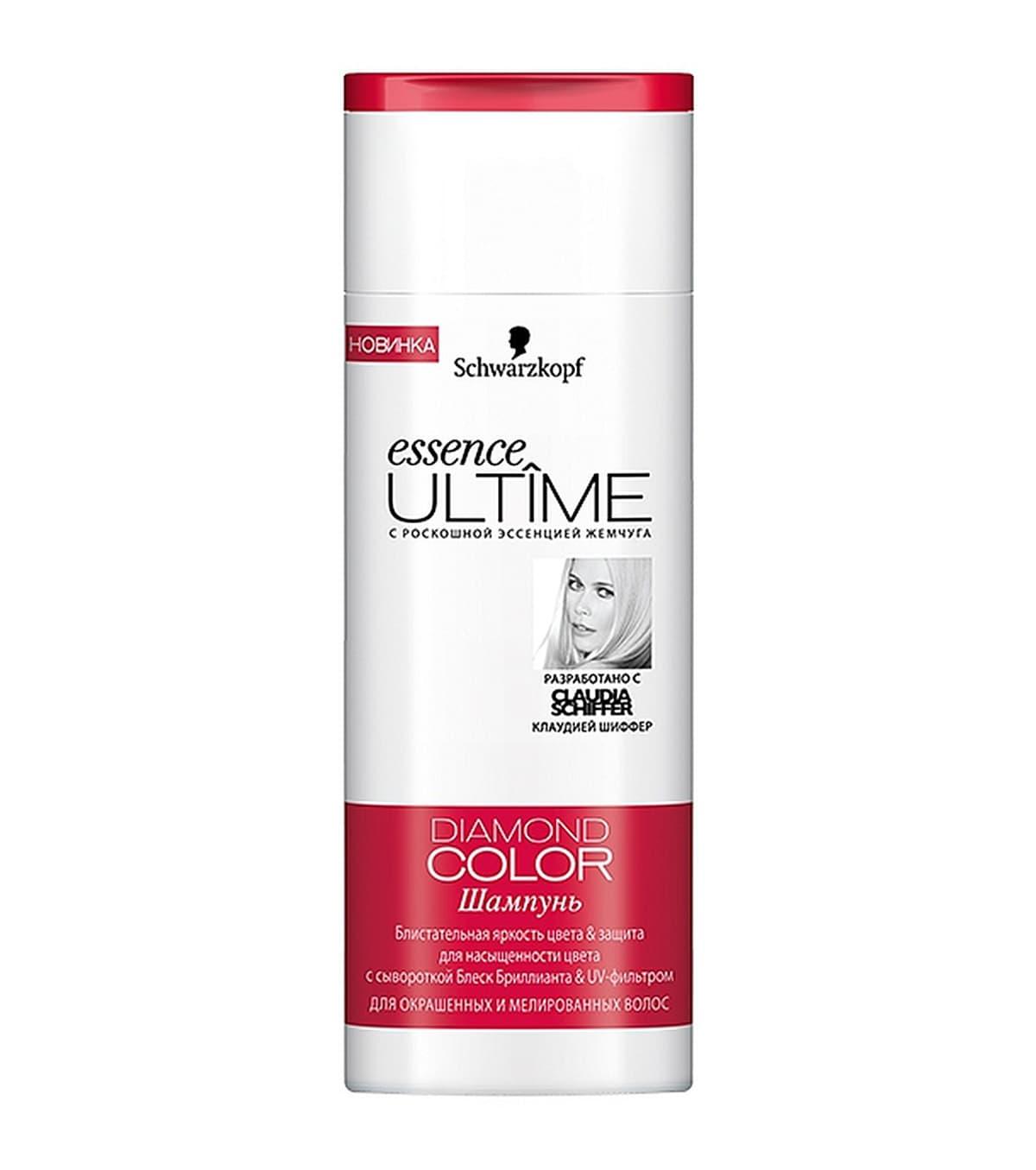 Schwarzkopf Essence Ultime Diamond Color Шампунь Для Окрашенных И Мелированных Волос