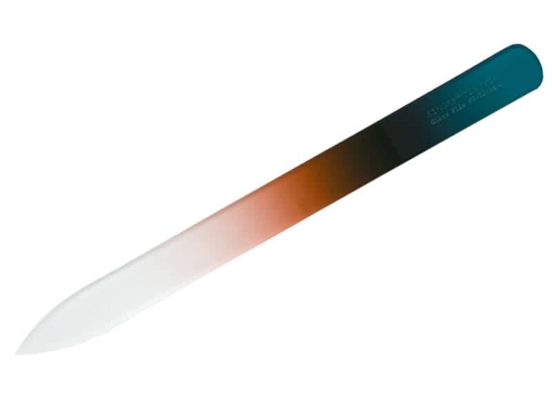 Купить Пилка Стеклянная 2-Х Сторонняя Цветная 140 Мм, Zinger