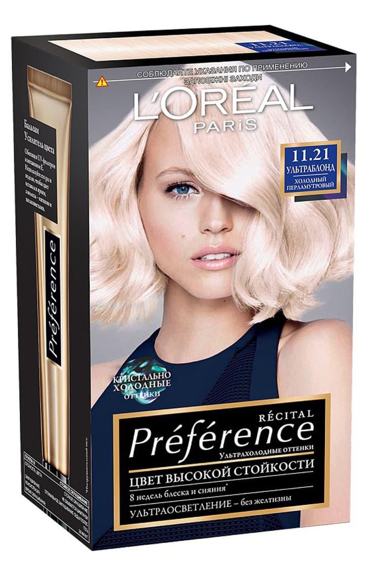 Preference Краска Для Волос L Oreal