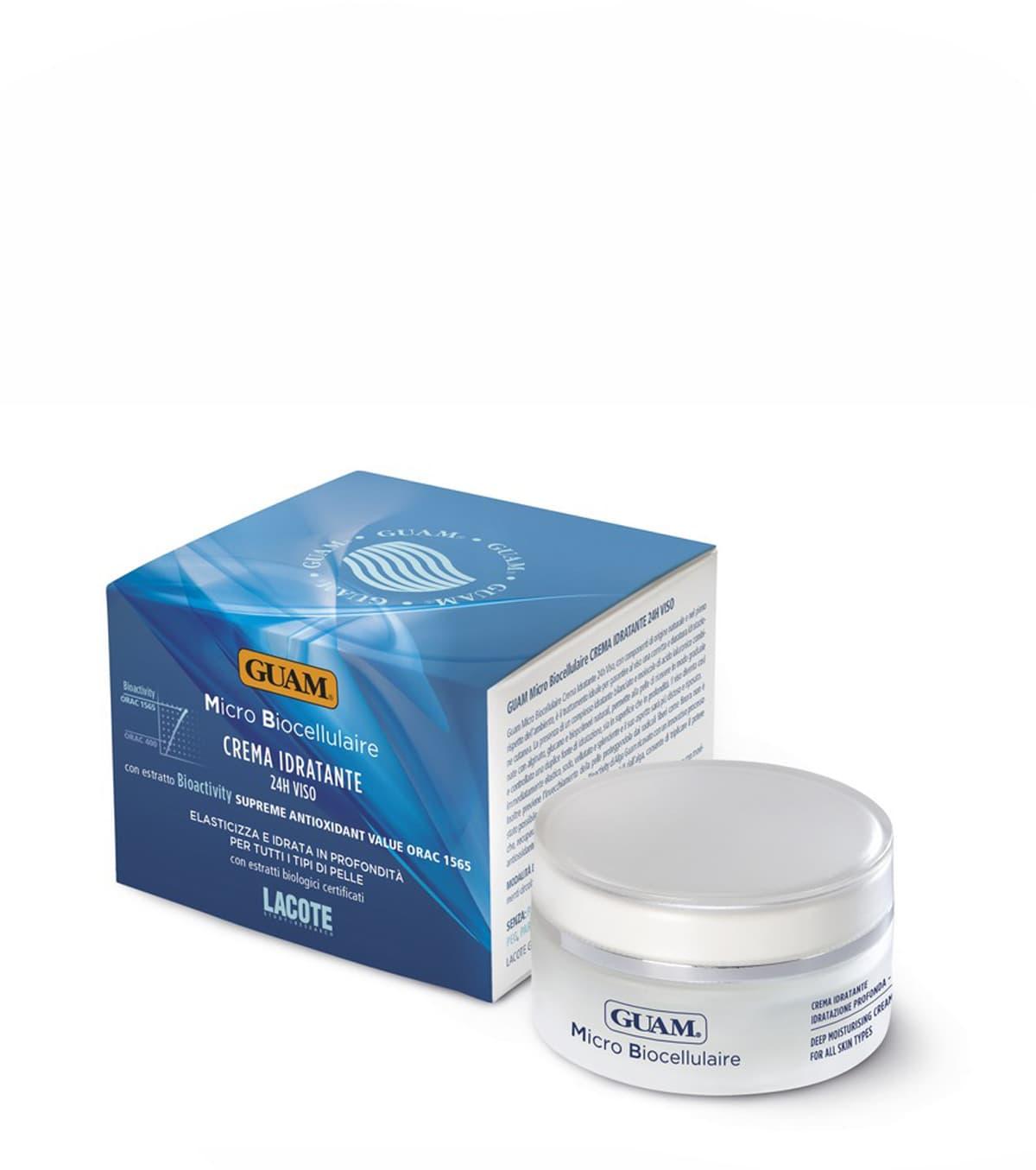 Купить Micro Biocellulaire Крем Увлажняющий 50 Мл, Guam