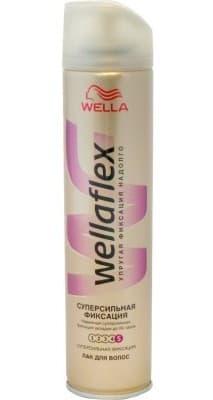 Wellaflex Classic Лак Для Волос Суперсильной Фиксации