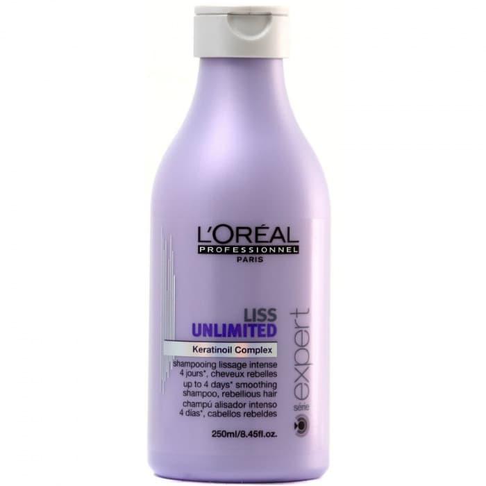 L Oreal Professional Liss Unlimited Шампунь Разглаживающий