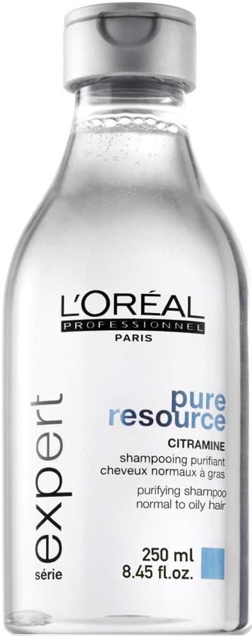 L Oreal Professional Pure Resource Шампунь Для Нормальных И Склонных К Жирности Волос