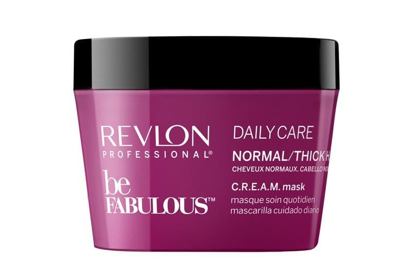 Revlon Professional Be Fabulous Маска Ежедневный Уход Для Нормальных Волос
