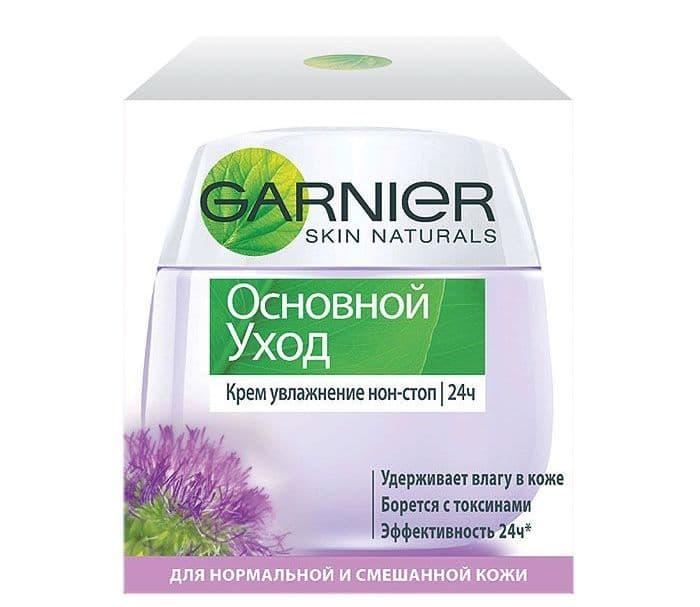Garnier Skin Naturals Основной Уход Крем Увлажняющий Защитный