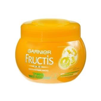 Garnier Fructis Маска-Эликсир Тройное Восстановление