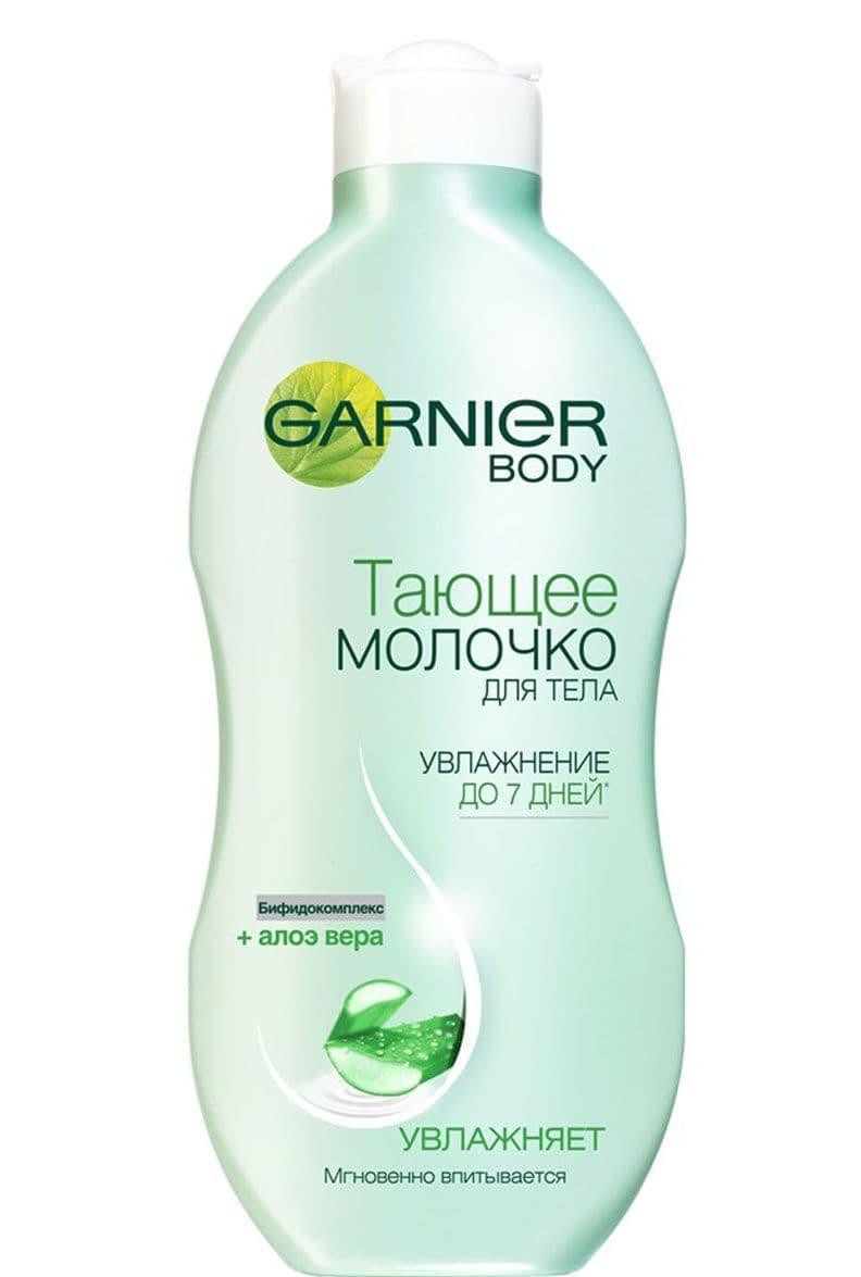 Garnier Body Тающее Молочко Для Тела Алоэ