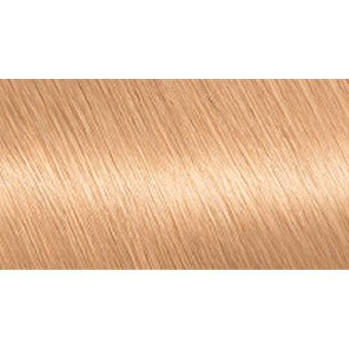 Color Sensation Крем-Краска Для ВолосКраски для волос<br>Color Sensational - краска для волос от Garnier  обогащенная цветочным маслом и перламутром для интенсивного отражения света и ослепительного блеска  В состав этой краски входят интенсивные пигменты  придающие яркий  интенсивный и особо стойкий тон  который сохраняется в течении 9 недель  Краска для волос Color Sensational отражает свет и придает блеск  создавая зеркальный эффект  Кремообразная текстура легко наносится и хорошо распределяется по волосам  создает качественный цвет  хорошо справляется с сединой  не оставляя ни одного седого волоска<br>Type: № 9.23;