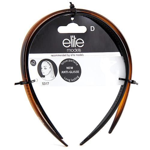 Набор Ободков Для Волос Тонкий 5317Для волос<br>Ободок для волос - универсальный аксессуар  который можно  носить на коротких или длинных волосах  Он может быть использован в качестве модного аксессуара или для поддержки волос<br>Type: 2 шт;