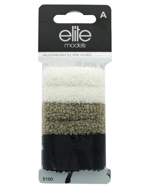 Набор Модных Резинок Для Волос Средние Пушистые 5100Для волос<br>Резинки фирмы Elite идеально подходят для любого типа волос  Не теряют свою форму  идеально удерживают волосы  не повреждая их<br>Type: 6 шт;