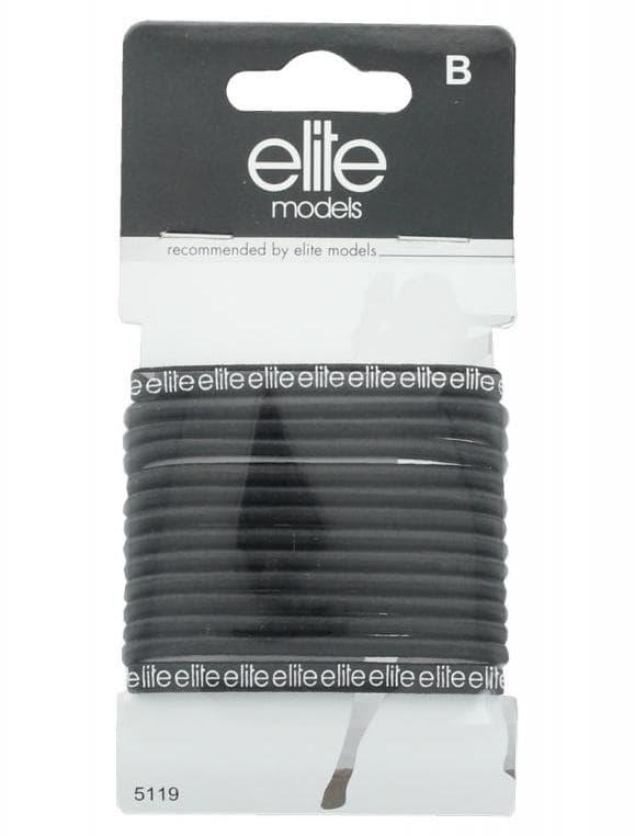 Набор Резинок Для Волос Большие 5119Для волос<br>Резинки фирмы Elite идеально подходят для любого типа волос  Не теряют свою форму  идеально удерживают волосы  не повреждая их<br>Type: 12 шт;