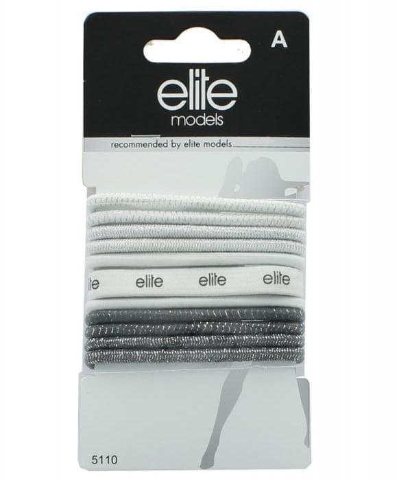 Набор Резинок Для Волос Большие 5110Для волос<br>Резинки фирмы Elite идеально подходят для любого типа волос  Не теряют свою форму  идеально удерживают волосы  не повреждая их<br>Type: 11 шт;