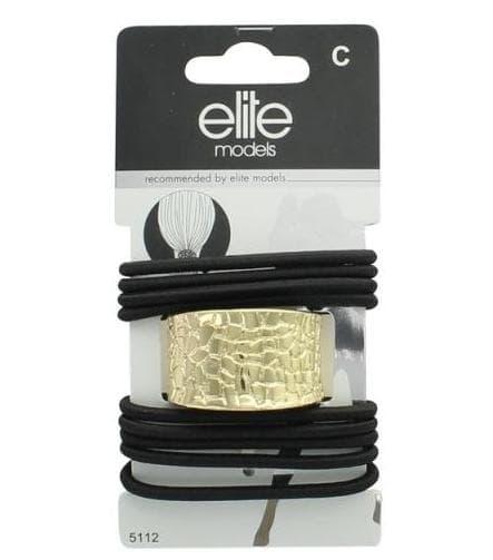 Набор Резинок Для Волос Большие Косичка 5112Для волос<br>Резинки фирмы Elite идеально подходят для любого типа волос  Не теряют свою форму  идеально удерживают волосы  не повреждая их<br>Type: 9 шт;