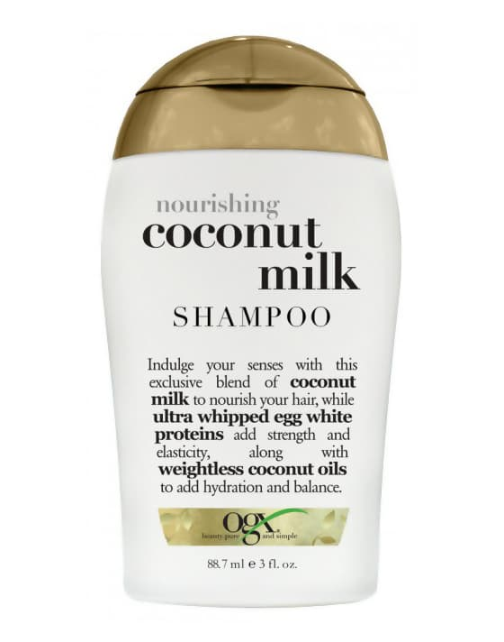 Ogx Nourishing Coconut Milk Питательный Шампунь С Кокосовым Молоком