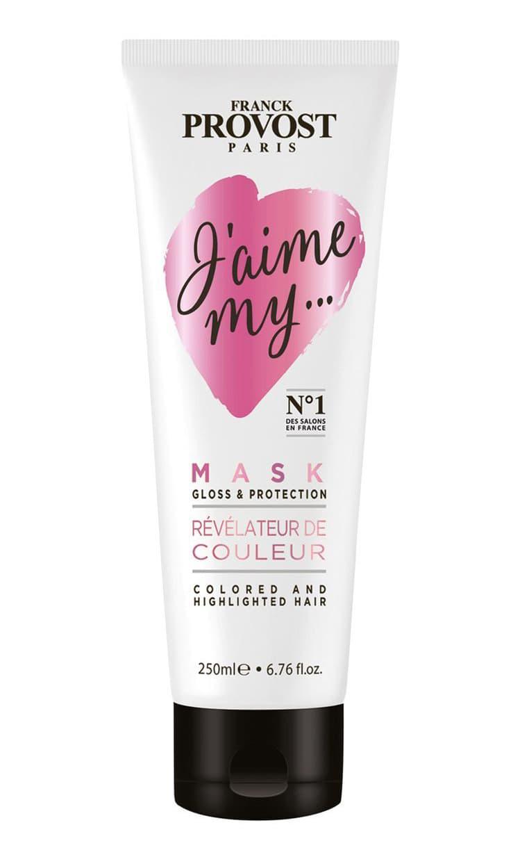 Franck Provost Gloss  Protection Маска Для Защиты Цвета И Придания Блеска Окрашенным Волосам