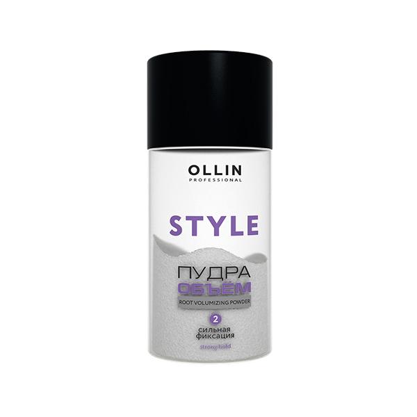 Купить со скидкой Style Пудра Для Прикорневого Объёма Волос Сильной Фиксации