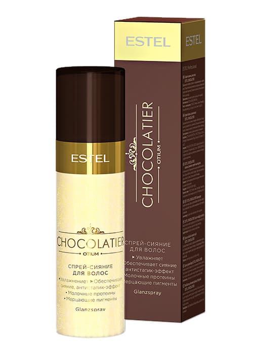 Chocolatier Спрей-Сияние Для Волос
