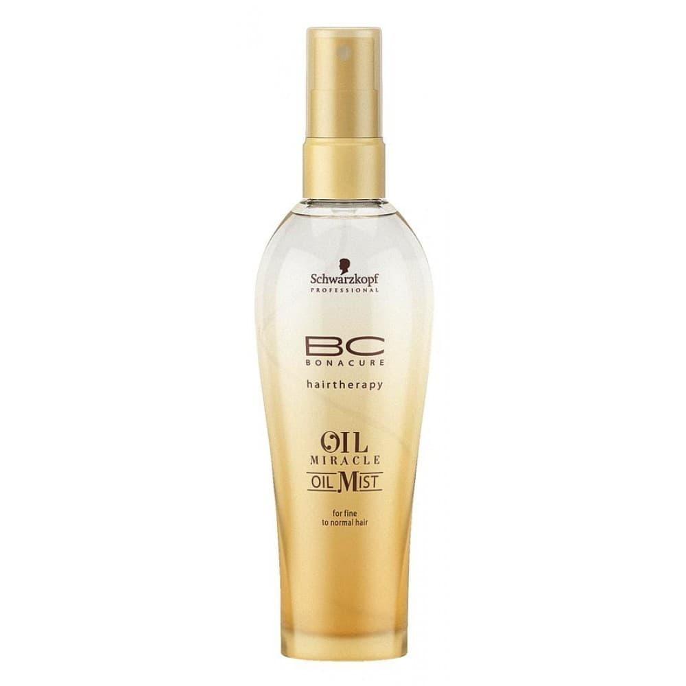 Schwarzkopf Professional Bonacure Oil Miracle Mist Спрей-Масло Для Тонких Волос