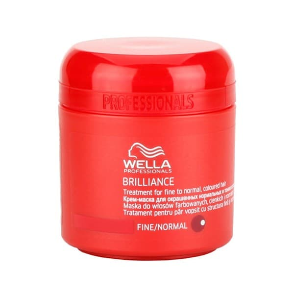 Wella Professionals Care Brilliance Маска Для Окрашенных Нормальных Волос