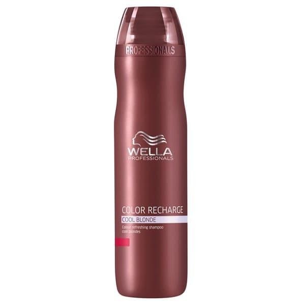 Wella Professionals Color Recharge Cool Blond Шампунь Для Освежения Цвета Холодных Светлых Оттенков