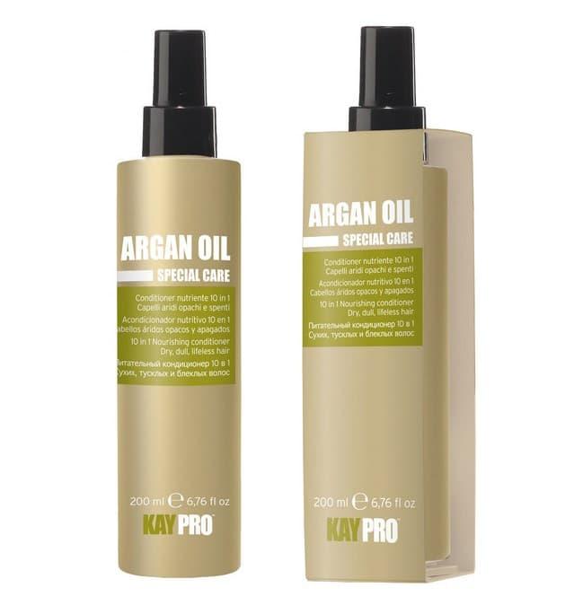 Купить Argan Oil Кондиционер 10 В 1 Питательный С Аргановым Маслом 200 Мл, Kay Pro