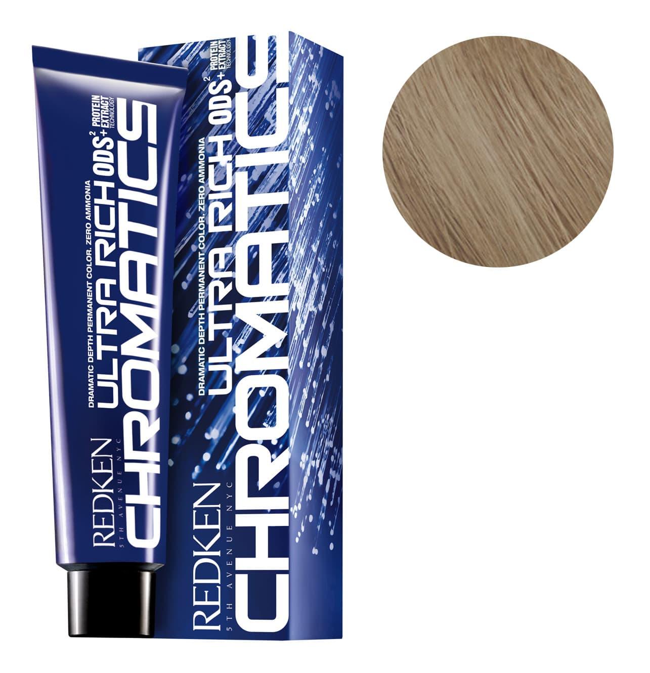 Купить Chromatics Ultra Rich Краска Для Волос № 8 Nn Натуральный 60 Мл, Redken