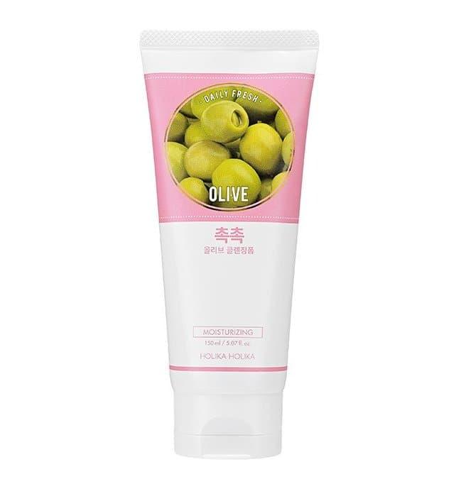 Daily Fresh Olive Очищающая Пенка Увлажняющая Олива