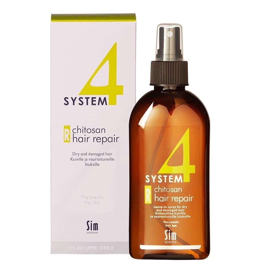 Купить System 4 Hair Repair Восстановление Волос 200 Мл, Sim Sensitive System