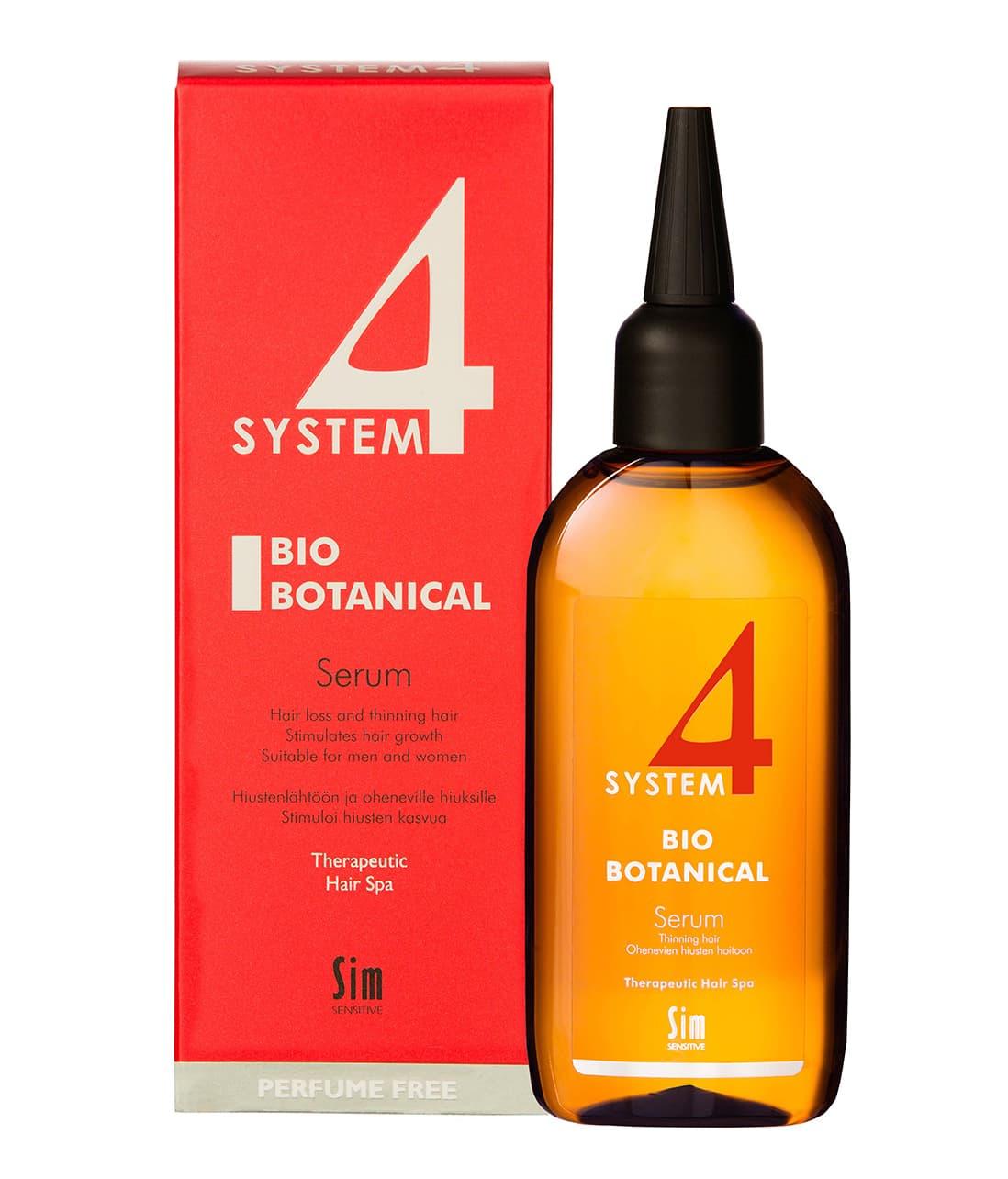 Купить System 4 Bio Botanical Serum Био Ботаническая Сыворотка 100 Мл, Sim Sensitive System