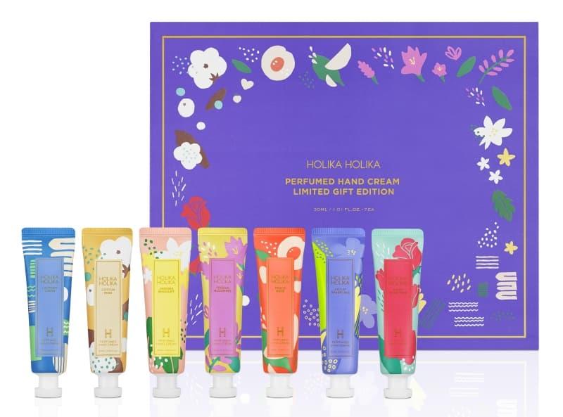 Perfumed Hand Cream Limited Gift Edition Подарочный Набор Кремов Для Рук