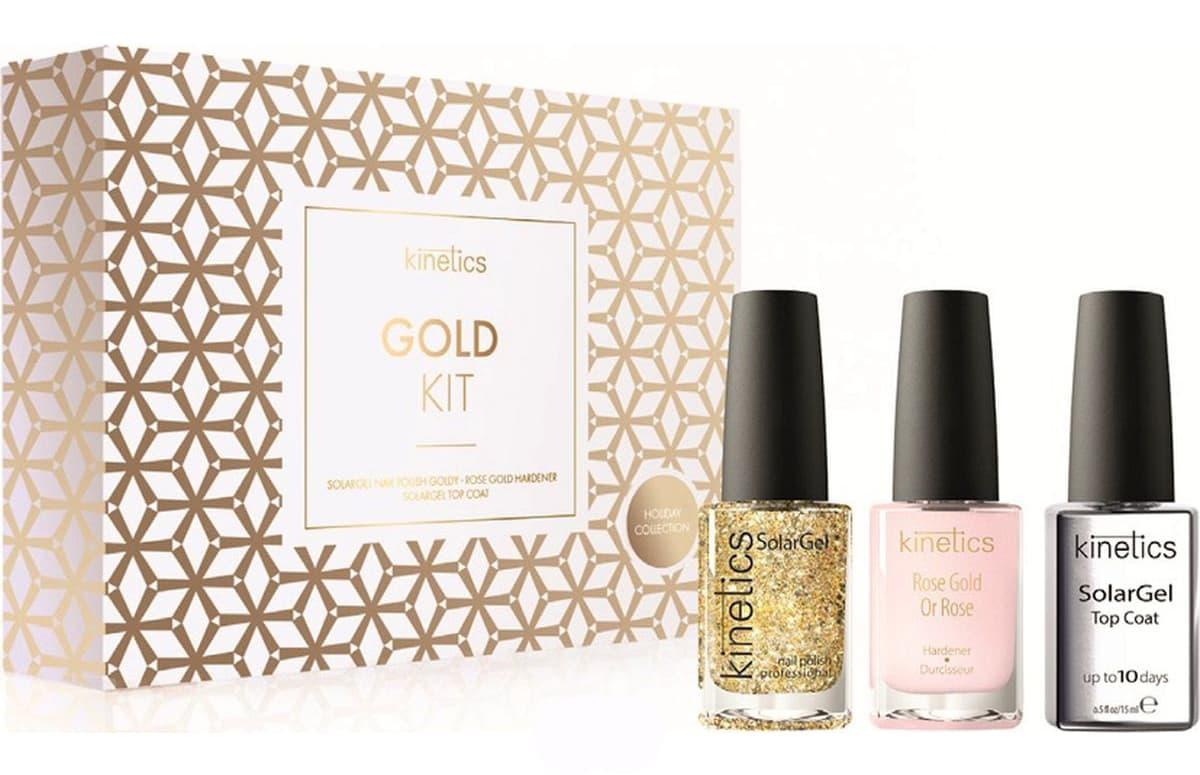 Подарочный Набор Kinetics Gold Kit
