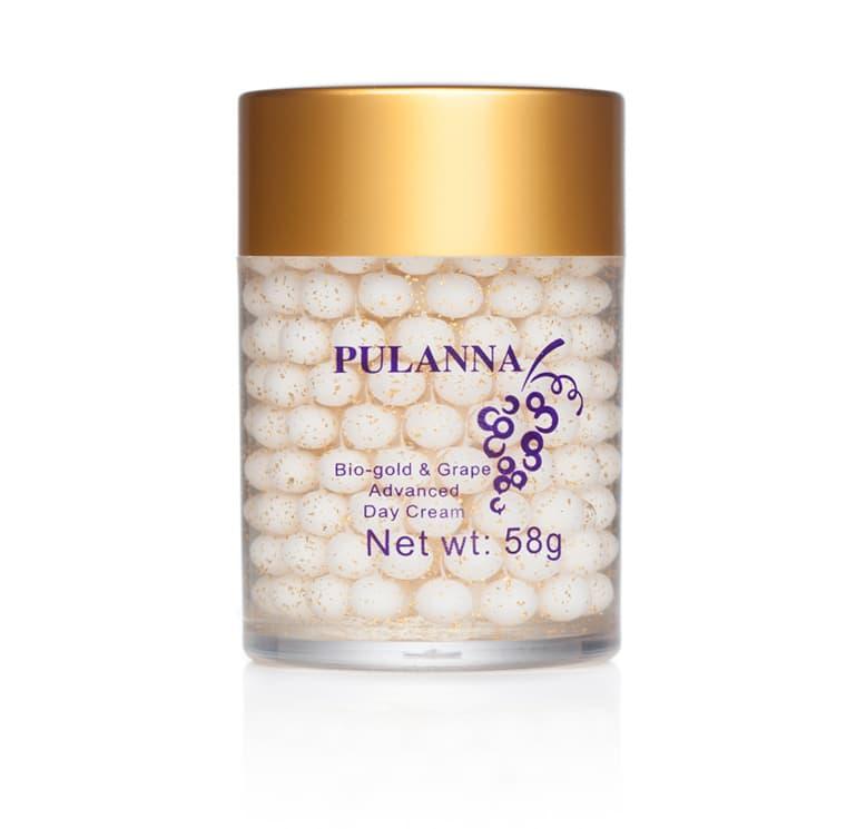Купить Bio-Gold And Grape Дневной Защитный Крем Био-Золото И Виноград, Pulanna