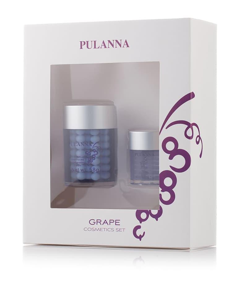 Купить Набор Подарочный - Grape Cosmetics Set, Pulanna