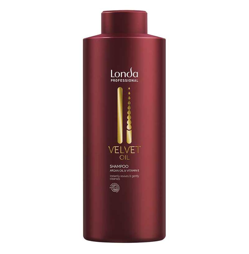 Купить Velvet Oil Шампунь С Аргановым Маслом 1000 Мл, Londa Professional