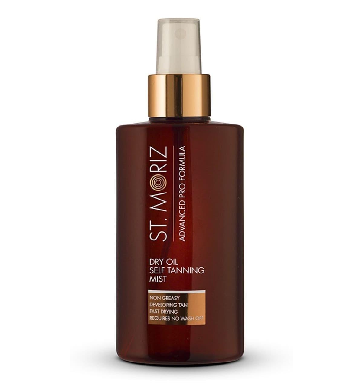 Dry Oil Self Tanning Mist Сухое Масло Автобронзант