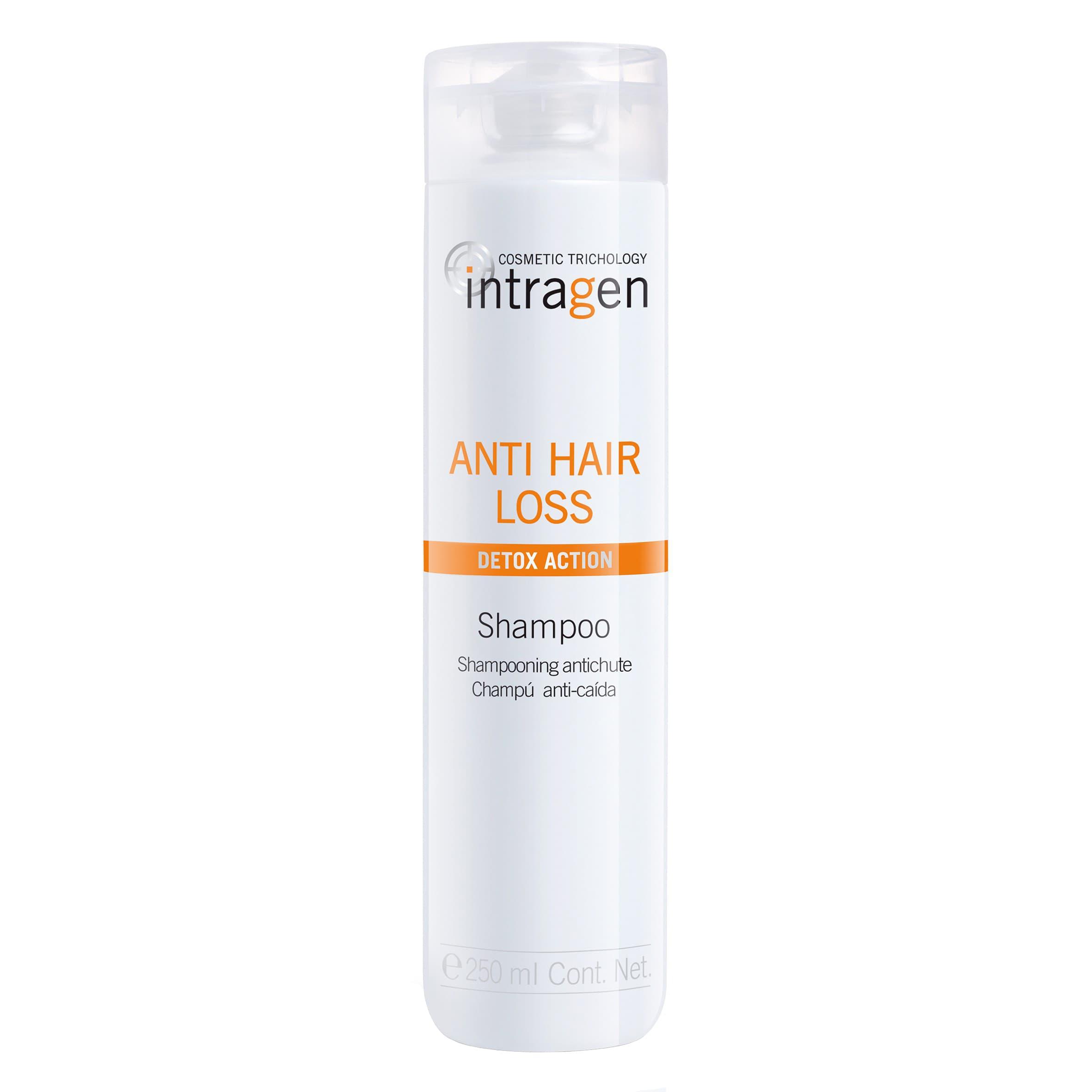 Купить со скидкой Intragen Anti Hair Loss Detox Action Шампунь Против Выпадения Волос