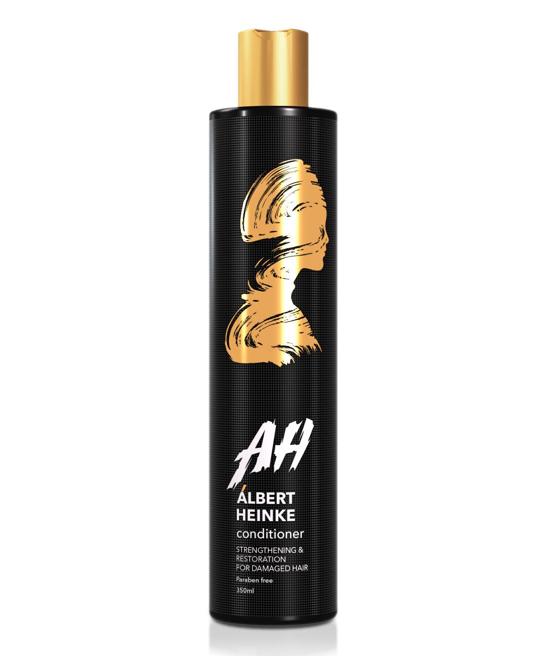 Купить со скидкой Albert Heinke Кондиционер Для Восстановления И Укрепления Поврежденных Волос