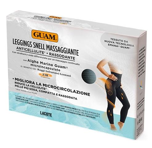 Купить Leggings Snell Massaggiante Леггинсы С Массажным Эффектом Xss 38-40, Guam